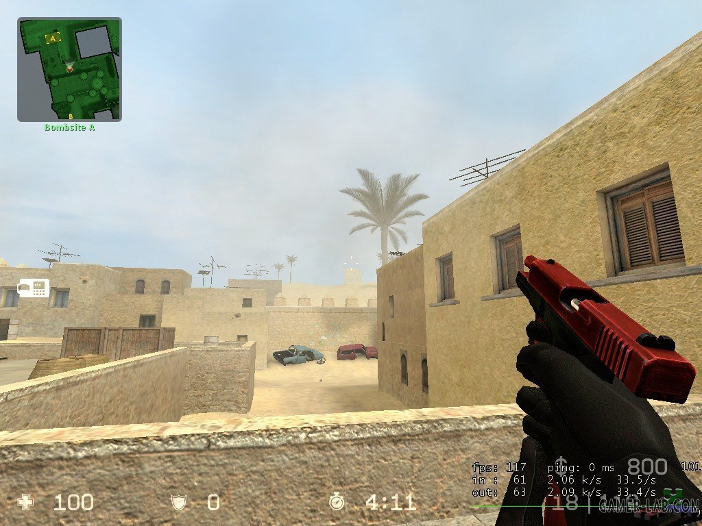 Blackn Red Glock V2