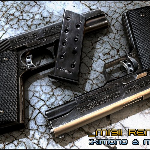 Colt 1911 Kim Mill - 09 remix