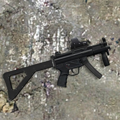 MP5K-PDW_Eotech_Scope