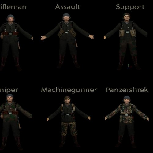 German_Infantry_Reskin