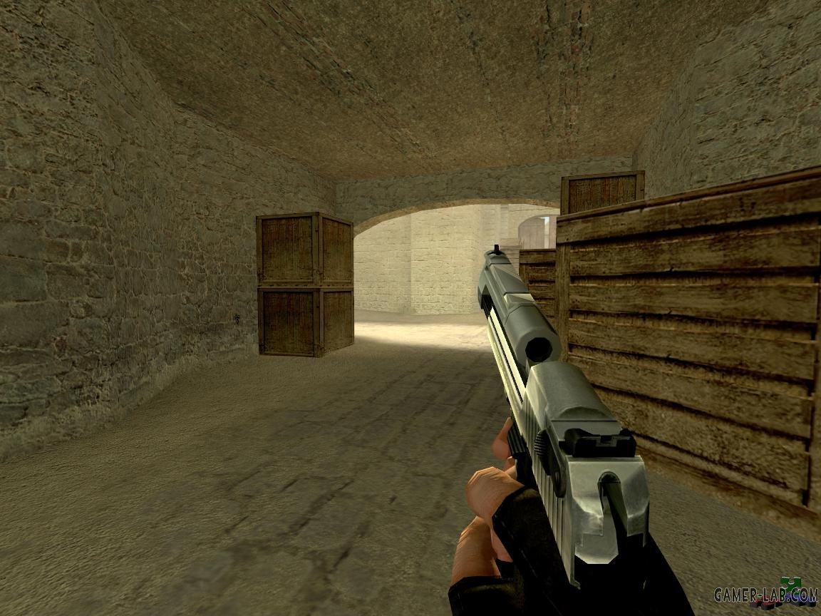 My deagle animations