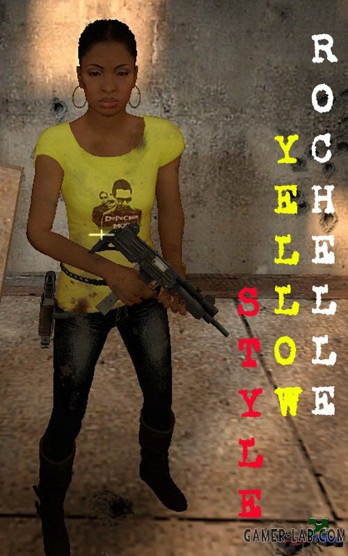 Rochelle Yellow - Style