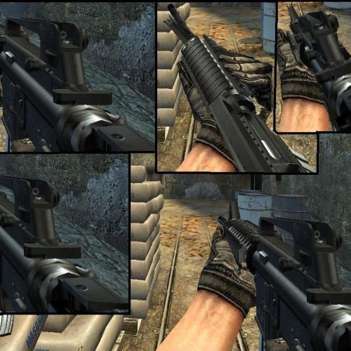 M4A1_Carbine_SF-RIS_+_Jennifers!!_s_Animations