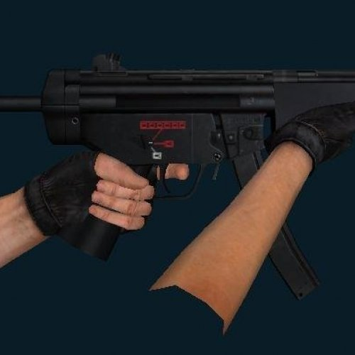 Mp5 Solid
