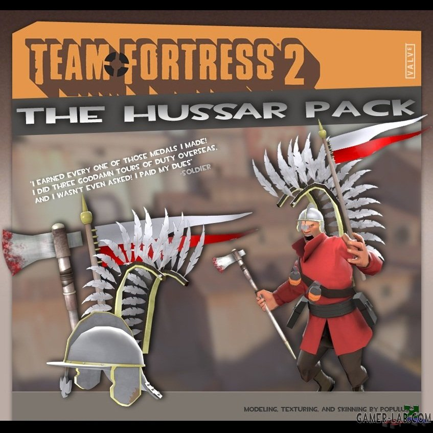 Soldier Hussar Pack