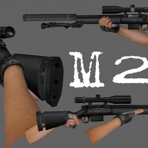 Tactical M24 Second Edition (Scout)