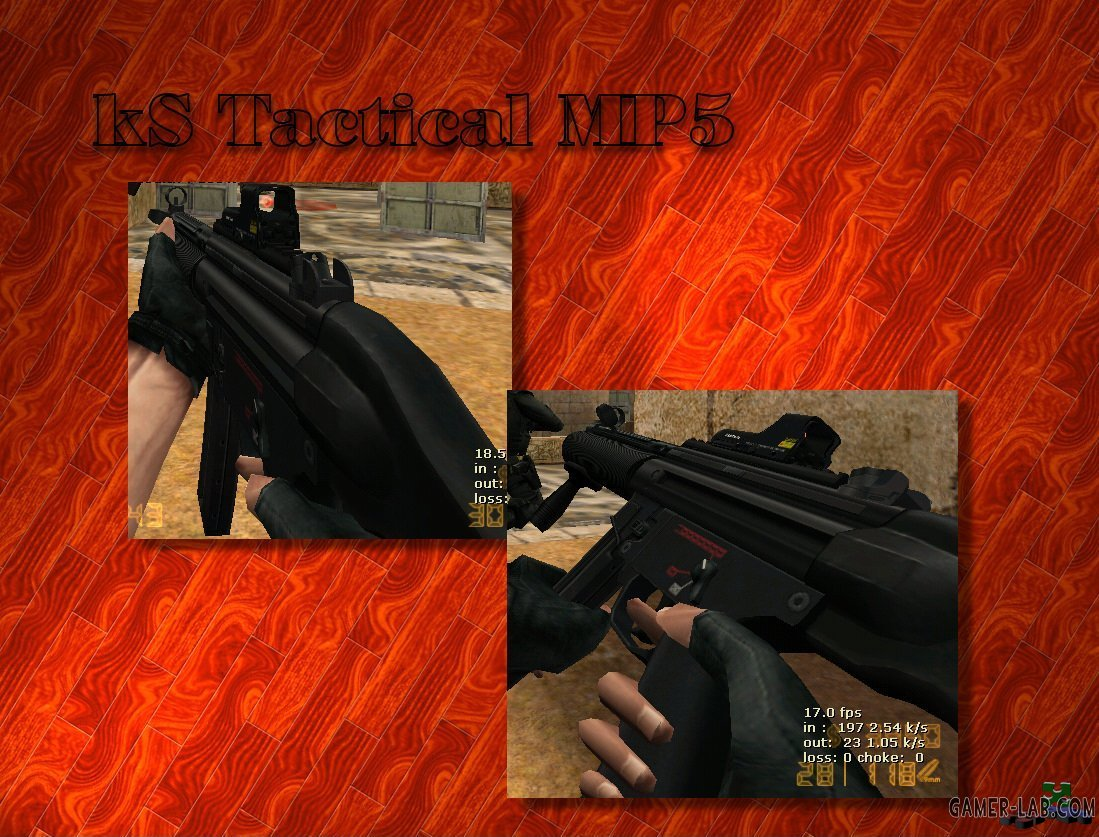 KS Tactical MP5