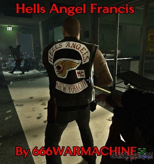 Hell's Angel Francis