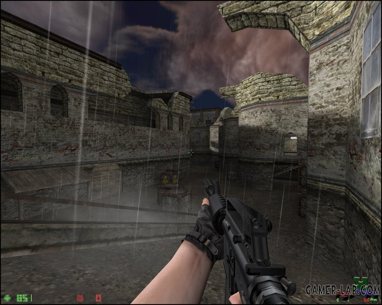 CS 1.6  CZ Sureshots M4 Hack Re-animated