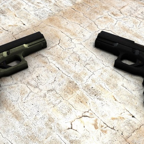 Sticer's Glock Compile
