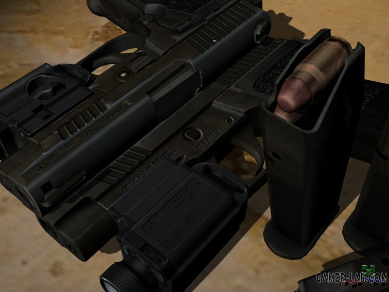 L4D2 Pistol Animation