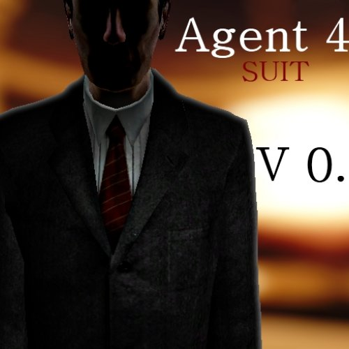 Gman in Agent 47 suit V0.9