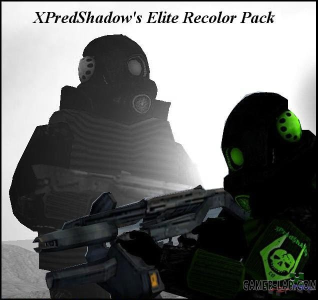 XPredShadow's Elite Recolor Pack
