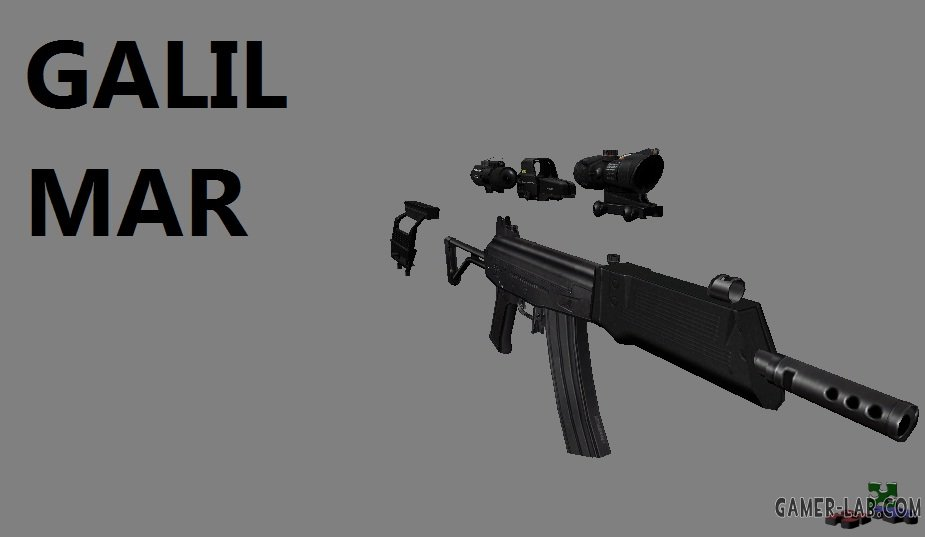 IMI GALIL MAR updated