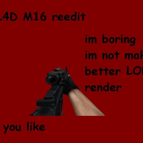l4d m16 attachment