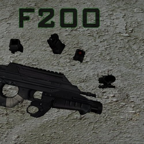 F2000 FOR SG552