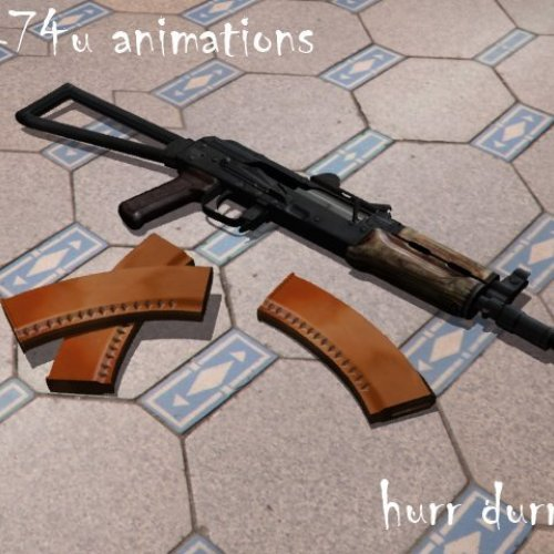 aks-74u_Animations
