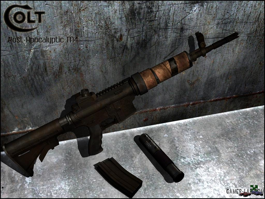 Post-Apocalyptic_M4_Carbine_Version_2
