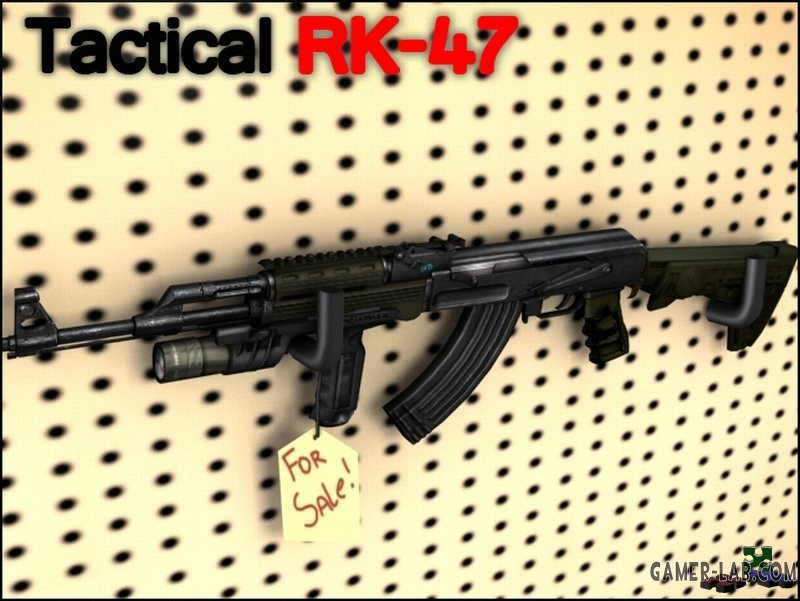 Tactical RK-47
