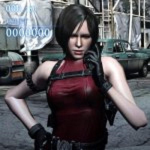 Ada RE4 with RE6 Head EX3