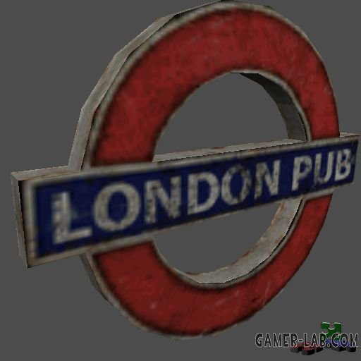 AF_sign_london_pub_2sided