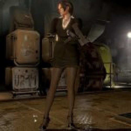 Ada Wong Business (v.2)