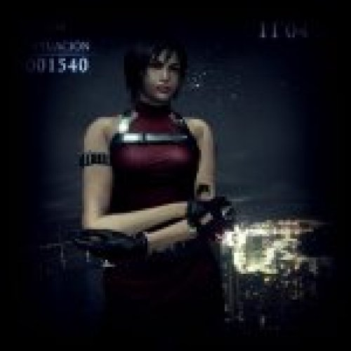 Ada Wong RE2 Remake with RE4 Head