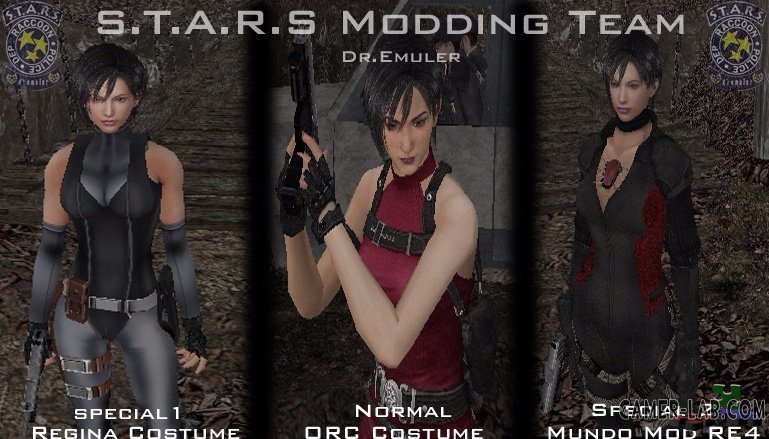 Ada in story mode pack 3