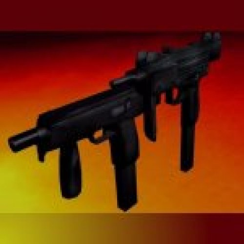 Akimbo TMP - UZI (only v_model)