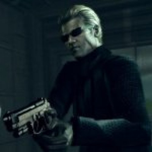 Albert Wesker in RE4 Suit