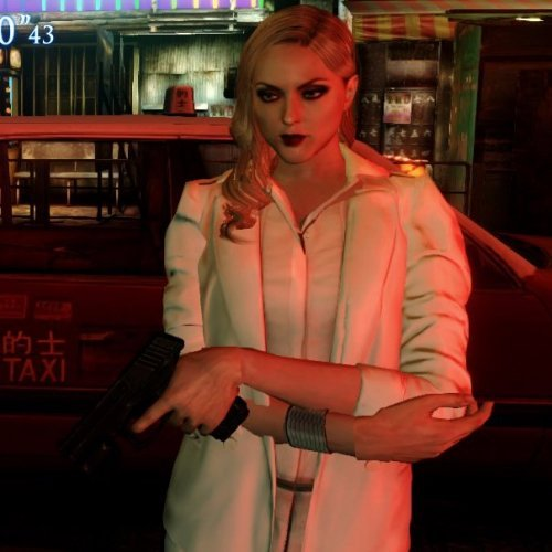 Alex Wesker 1.0