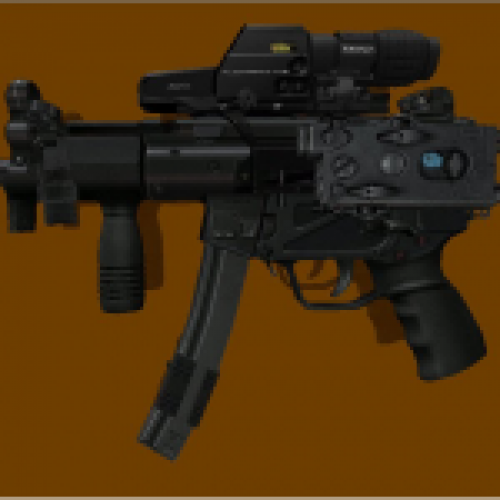 AlkoFeya HK MP5K Full Custom