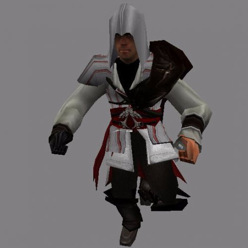 Assassin Ezio Auditore