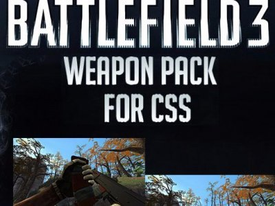 Battlefield 3 Weapons Pack