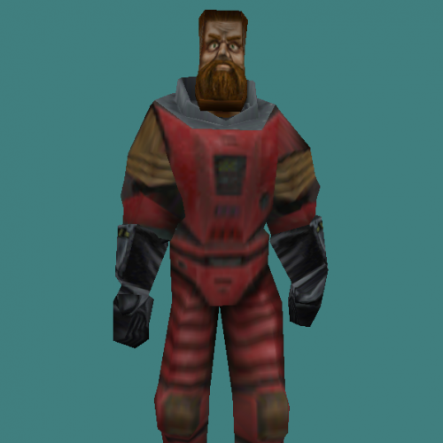 Gordon Freeman Alpha