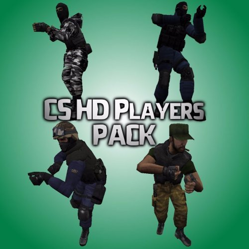 CS HD Players Pack