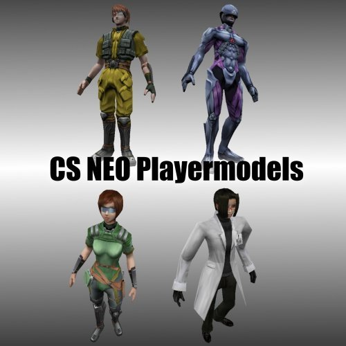 CS NEO Playermodels