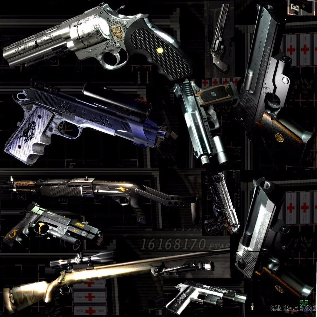 Cerberus Weapons Pack