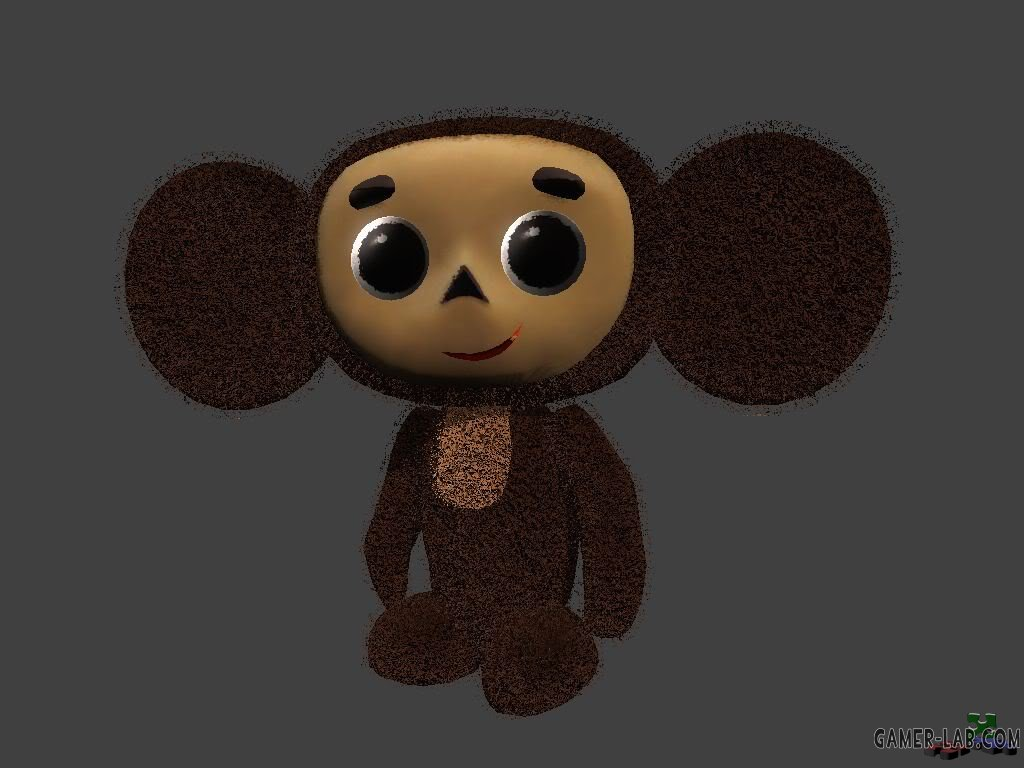 Cheburashka (final 1.0)