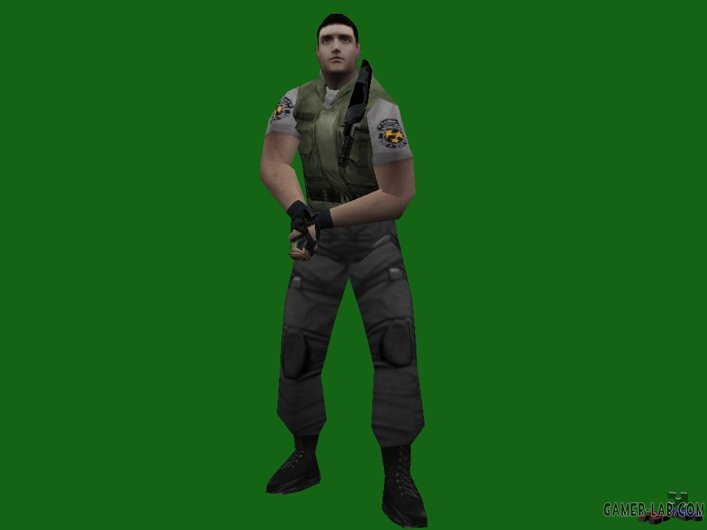 ChrisRedfield