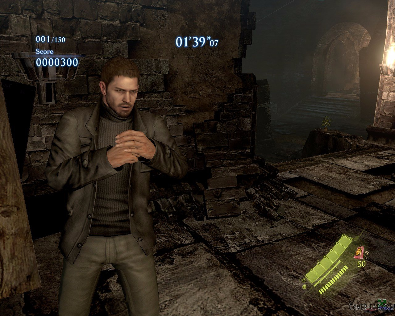 Chris Redfield Bar (v 1.2)