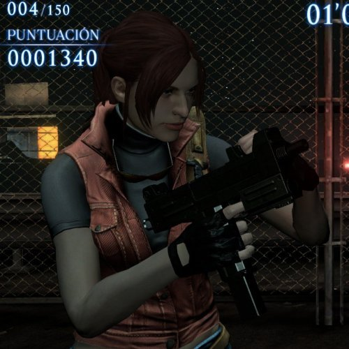 Claire Redfield Classic (from Revelations 2)