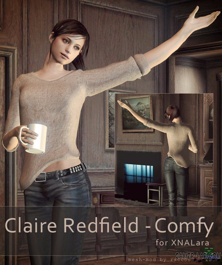 Claire Redfield - Comfy V0.1
