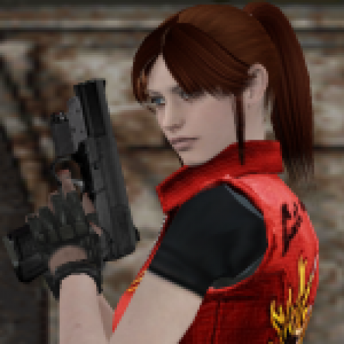 Claire Redfield CVX HD