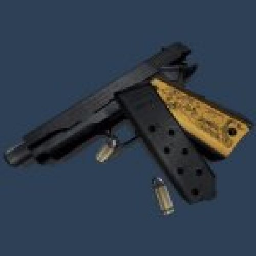 Boobulicious Colt M1911 for MK23