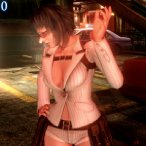 Devil May Cry 4 Lady (v1.5)
