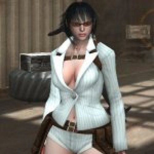 Devil May Cry 4 Lady Remake