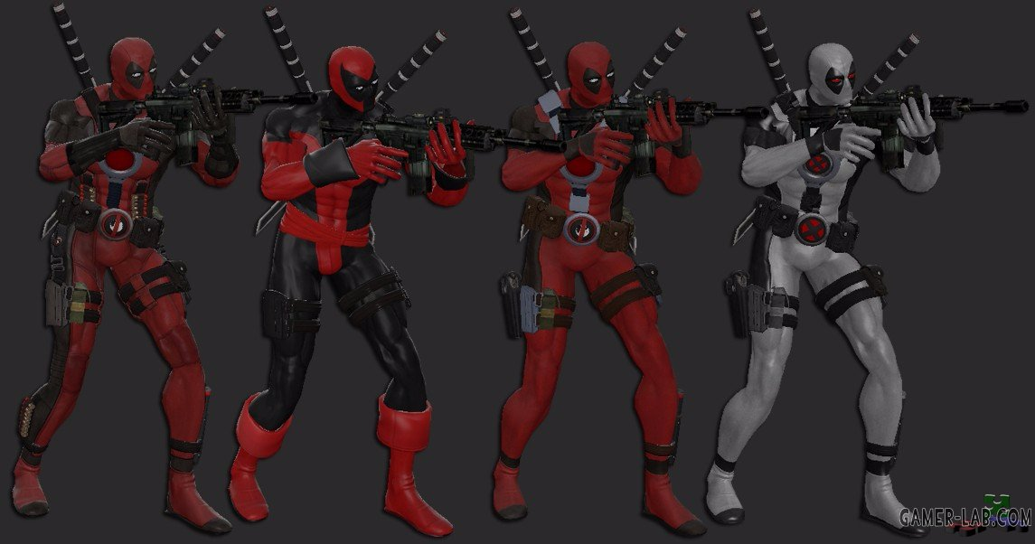 Deadpool Pack