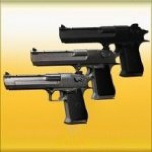 Desert Eagle Pack for Revolver