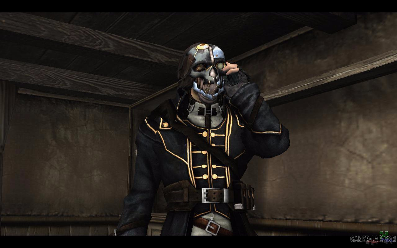 Dishonored Corvo Attano
